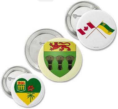 Saskatchewan pins