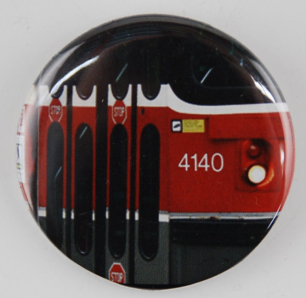 ttc pinback button, ttc pin-back button