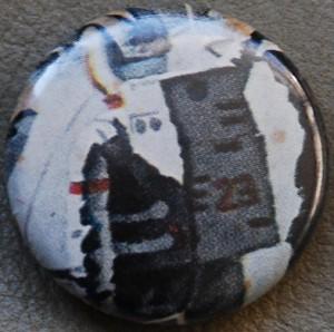 23 button, space pin-back button, astronaut pin-back button, astronaut button, space button