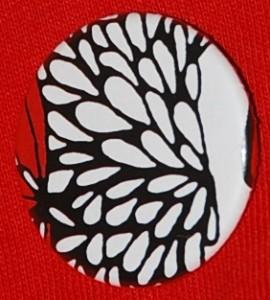 colourful button, creative button