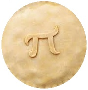 pie pin-back button, pie button, pi button, math button, math pin-back button