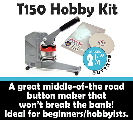 Button Making Hobby Kit